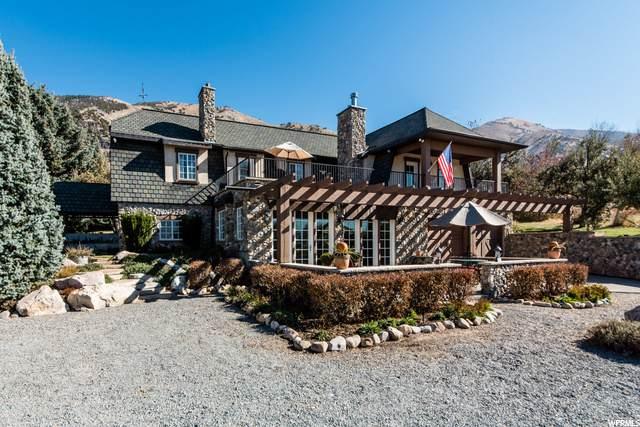 535 Canal Rd, Millville, UT 84326 (#1710420) :: Bustos Real Estate | Keller Williams Utah Realtors
