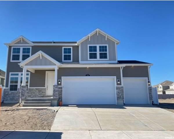 231 S Buckhorn Bath Ave E #224, Saratoga Springs, UT 84045 (MLS #1710426) :: Jeremy Back Real Estate Team
