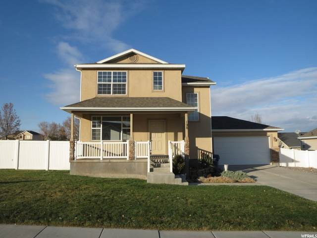 128 W Aruba Dr, Saratoga Springs, UT 84045 (#1712245) :: The Perry Group