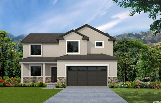 498 W 1360 N #87, Tooele, UT 84074 (#1712295) :: Pearson & Associates Real Estate