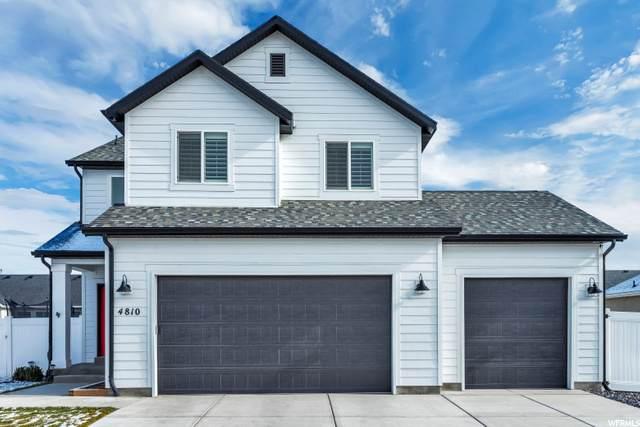 4810 N Primrose Way W #20, Eagle Mountain, UT 84005 (#1712338) :: Doxey Real Estate Group