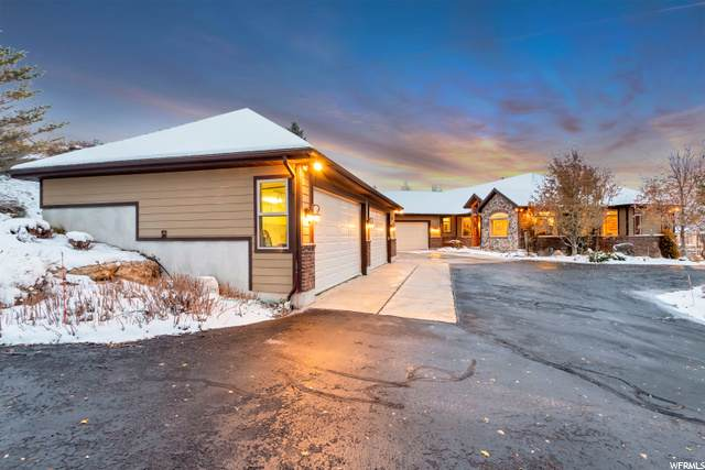 5530 W Mountain View Dr N, Mountain Green, UT 84050 (#1712572) :: EXIT Realty Plus