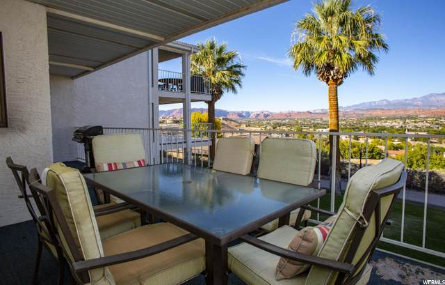 1845 W Canyon Dr #208, St. George, UT 84770 (#1712729) :: Exit Realty Success