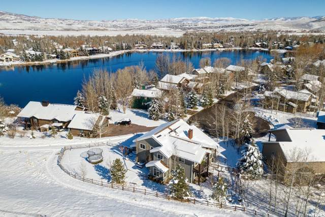 1630 Park Pl, Park City, UT 84098 (MLS #1712805) :: High Country Properties