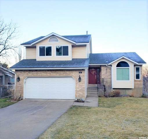 611 Sider Dr, North Salt Lake, UT 84054 (#1712814) :: Bustos Real Estate | Keller Williams Utah Realtors