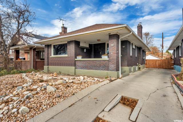 607 E Bryan Ave S, Salt Lake City, UT 84105 (#1712896) :: Doxey Real Estate Group