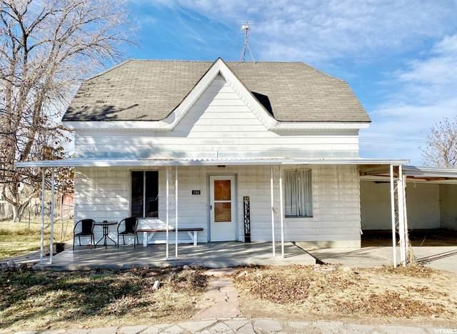 155 N Main St, Fillmore, UT 84631 (MLS #1713243) :: Jeremy Back Real Estate Team