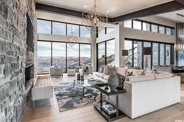 11325 N Snowtop Rd, Park City, UT 84060 (#1713615) :: Powder Mountain Realty