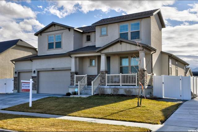 805 W Montauk Ln, Stansbury Park, UT 84074 (#1713617) :: Red Sign Team