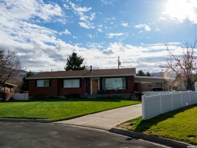 555 S Brentwood Cir, Bountiful, UT 84010 (MLS #1713647) :: Jeremy Back Real Estate Team