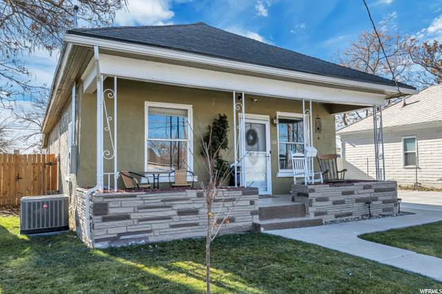 1163 W Indiana Ave S, Salt Lake City, UT 84104 (#1713750) :: The Perry Group