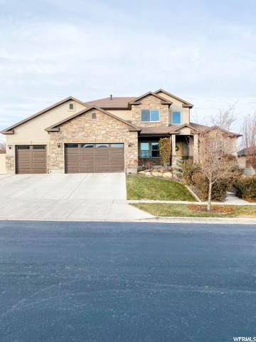 594 W Andrews Ln, Saratoga Springs, UT 84045 (#1713889) :: Bustos Real Estate | Keller Williams Utah Realtors