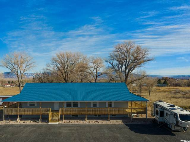 208 E 4250 S, Vernal, UT 84078 (#1714099) :: Colemere Realty Associates