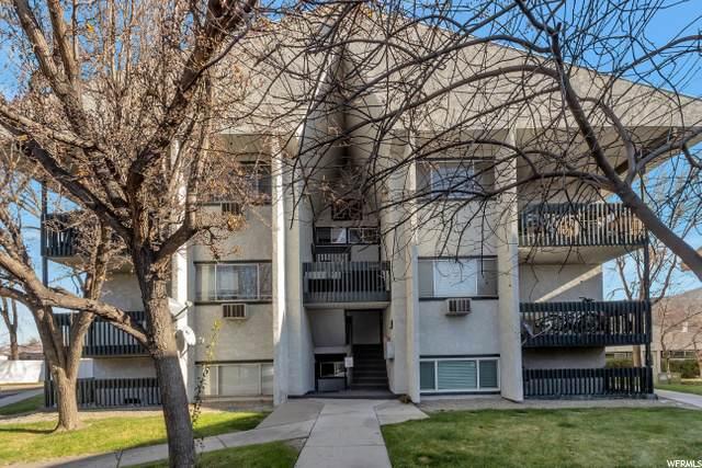 219 E Hill Ave #3, Salt Lake City, UT 84107 (#1714128) :: Red Sign Team