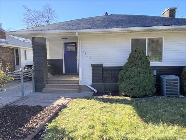 1832 S 1100 E, Salt Lake City, UT 84105 (#1714310) :: Pearson & Associates Real Estate