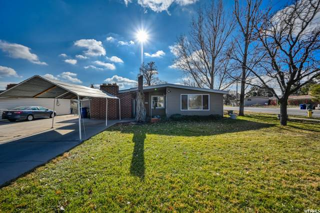 3191 W Lehi Dr, West Valley City, UT 84119 (#1714726) :: Red Sign Team