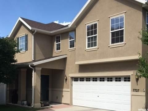 7727 S New Snowbell Ln, West Jordan, UT 84081 (#1715162) :: Utah Best Real Estate Team   Century 21 Everest