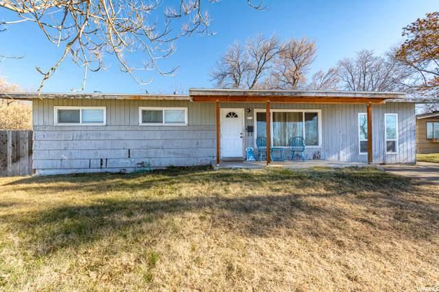 1462 N 475 W, Sunset, UT 84015 (#1715484) :: Pearson & Associates Real Estate