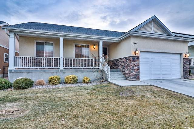 2441 S Cottage Cv, Saratoga Springs, UT 84045 (#1715620) :: Big Key Real Estate