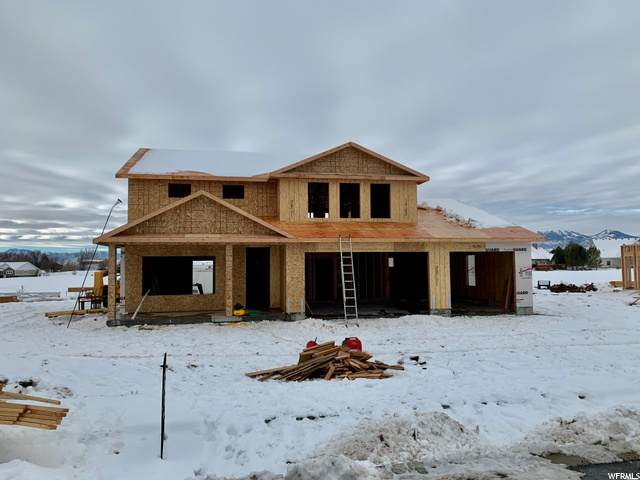 580 Eagle Dr, Preston, ID 83263 (#1715638) :: EXIT Realty Plus