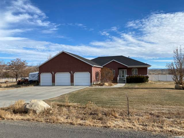 866 N 2140 W, Price, UT 84501 (#1715964) :: Doxey Real Estate Group