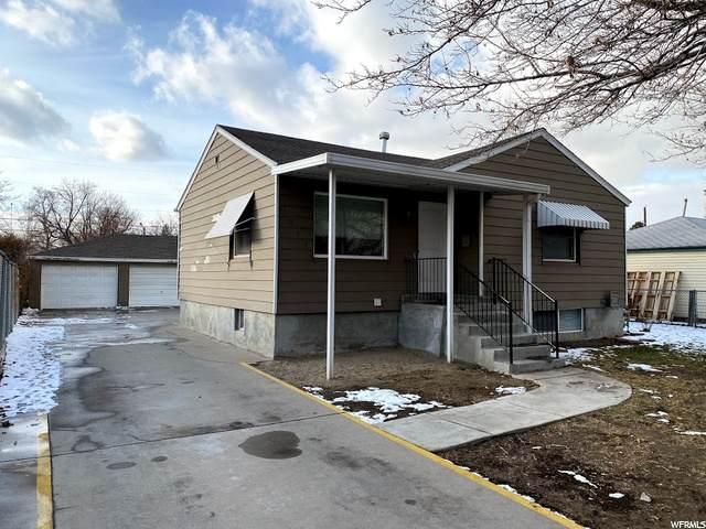 1042 S 1400 W, Salt Lake City, UT 84104 (#1716039) :: Pearson & Associates Real Estate