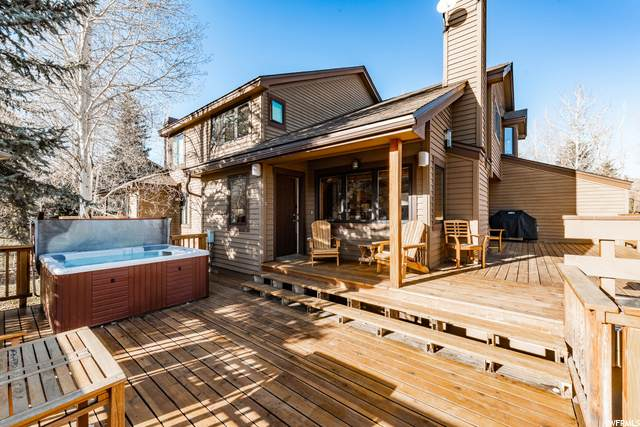 3043 Elk Run Dr, Park City, UT 84098 (MLS #1716471) :: High Country Properties