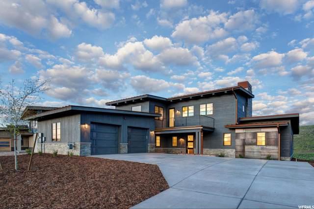7272 Golden Bear Loop #83, Park City, UT 84098 (MLS #1716485) :: High Country Properties