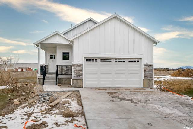 1015 W 3000 N N #6, Pleasant View, UT 84414 (#1716501) :: Colemere Realty Associates