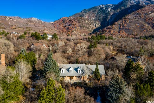 10603 S Wasatch Blvd, Sandy, UT 84092 (#1716758) :: EXIT Realty Plus