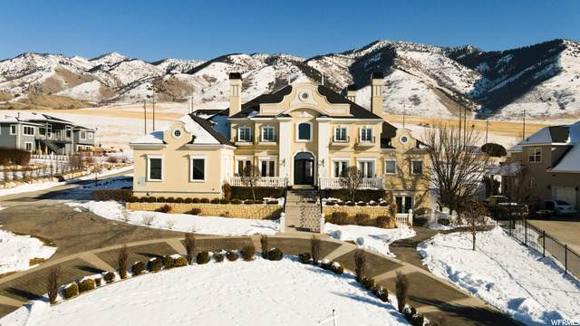 3280 N 1950 E, North Logan, UT 84341 (#1716960) :: Powder Mountain Realty
