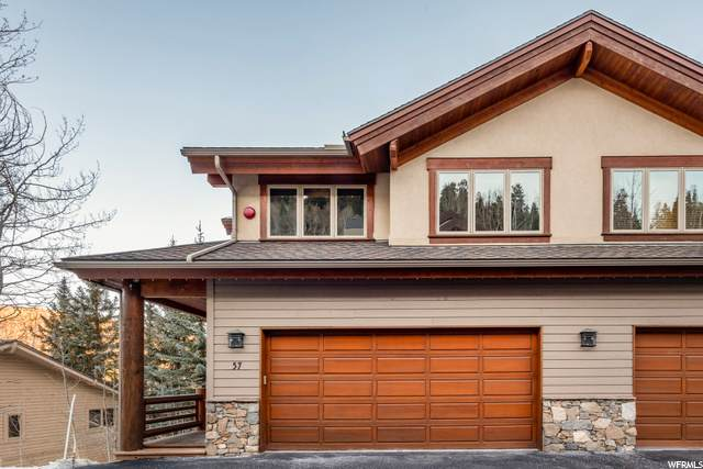 57 Potters Ln #4, Park City, UT 84060 (#1716989) :: Powder Mountain Realty