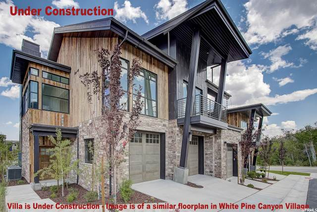 1896 Stone Hollow. Ct #8, Park City, UT 84098 (MLS #1717060) :: High Country Properties