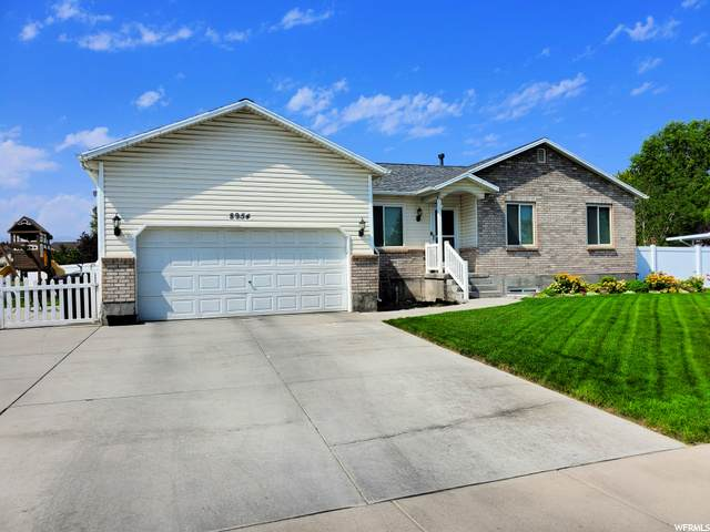 8954 S Sun Leaf Dr W, West Jordan, UT 84088 (#1717069) :: Doxey Real Estate Group