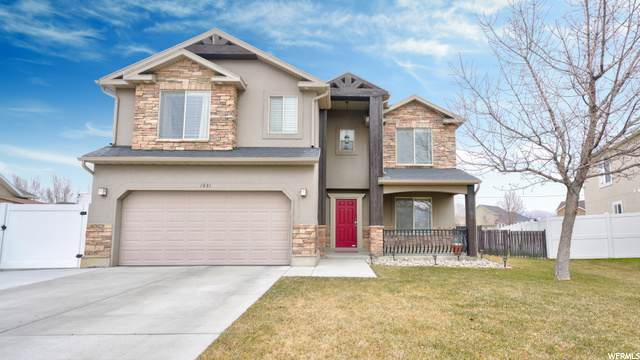 1831 S 550 W, Lehi, UT 84043 (#1717921) :: Bustos Real Estate | Keller Williams Utah Realtors