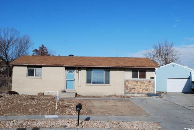 6134 S Cumulus W, Salt Lake City, UT 84118 (#1718190) :: Berkshire Hathaway HomeServices Elite Real Estate