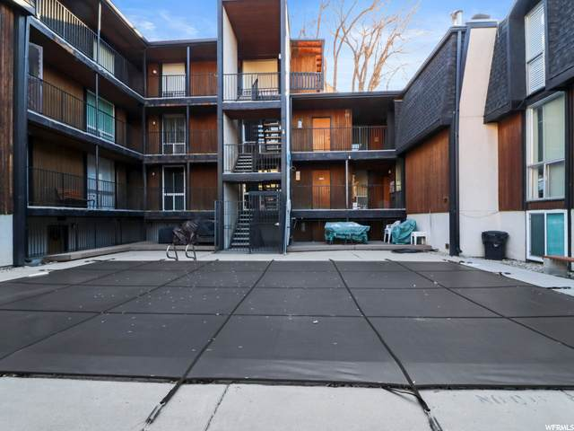 438 N Center St #209, Salt Lake City, UT 84103 (#1718295) :: goBE Realty