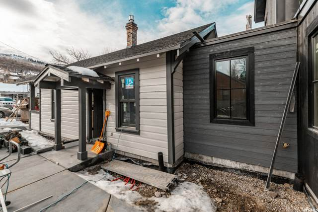 1062 Park Ave, Park City, UT 84060 (MLS #1718671) :: Lookout Real Estate Group