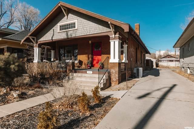 533 E 600 S, Salt Lake City, UT 84102 (#1718893) :: Powder Mountain Realty
