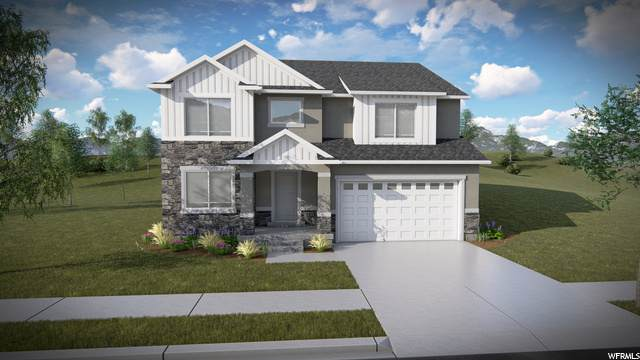 1496 W Stone Gate Dr #1447, Saratoga Springs, UT 84045 (#1718944) :: Doxey Real Estate Group