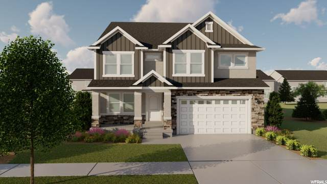 1466 W Stone Gate Dr #1450, Saratoga Springs, UT 84045 (#1718952) :: Doxey Real Estate Group