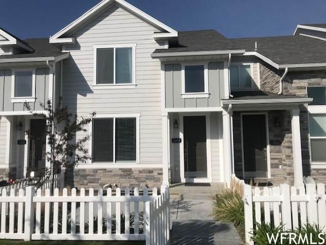 13207 S Lockton Ct W, Herriman, UT 84096 (#1721843) :: Utah Best Real Estate Team | Century 21 Everest