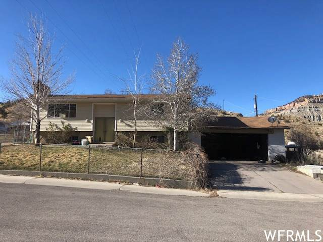 699 Castlegate Rd, Helper, UT 84526 (MLS #1730168) :: Lookout Real Estate Group