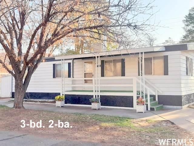 400 N 500 W #30 #30, Moab, UT 84532 (#1730640) :: C4 Real Estate Team
