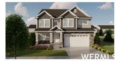 1347 W Quailhill Rd #1735, Saratoga Springs, UT 84045 (#1735779) :: Big Key Real Estate