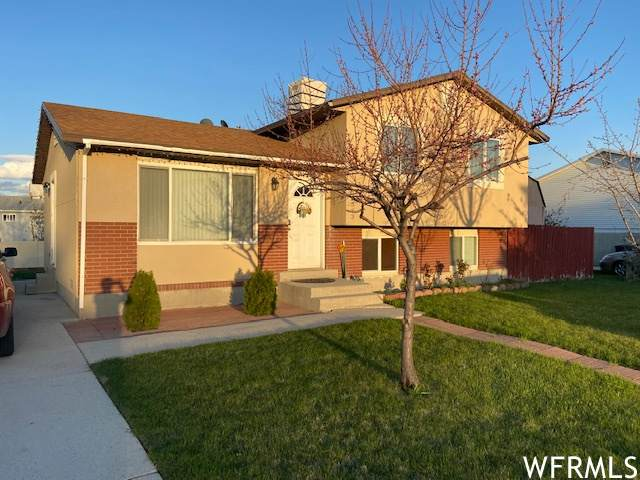6383 S Begonia Dr W, West Jordan, UT 84084 (#1736923) :: Red Sign Team