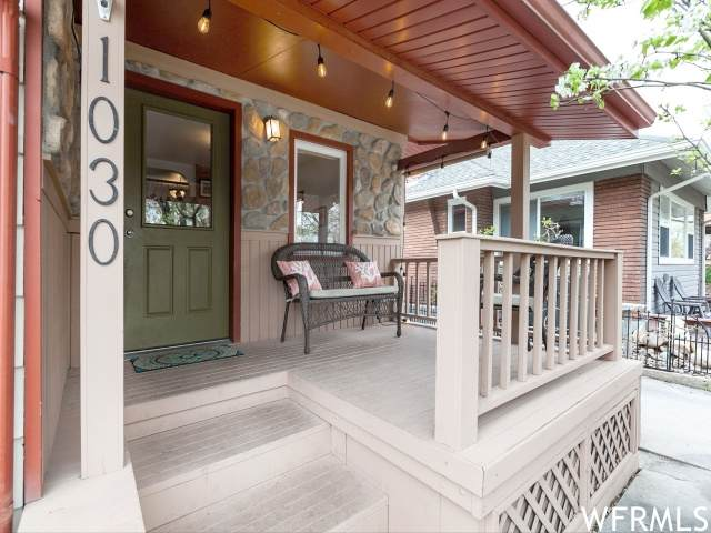 1030 E Kensington Ave S, Salt Lake City, UT 84105 (MLS #1737199) :: Summit Sotheby's International Realty