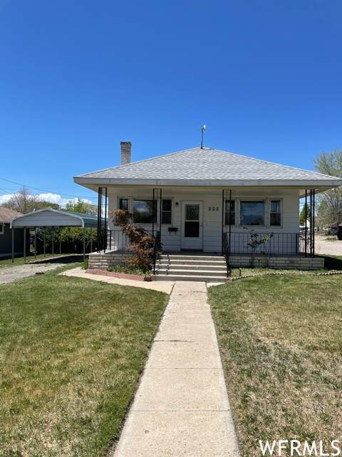 333 N 100 E, Price, UT 84501 (MLS #1740676) :: Summit Sotheby's International Realty
