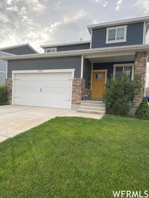 5007 E Sagebrush Ln, Eagle Mountain, UT 84005 (#1748588) :: Utah Real Estate
