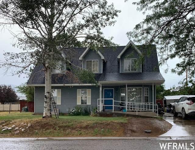 164 S Blue Dr, Monticello, UT 84535 (#1754059) :: Colemere Realty Associates